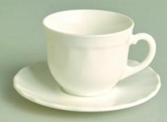 ambiente gastro trianon wei espresso obertasse 9 cl 6 stk packung arcopal hartglasgeschirr. Black Bedroom Furniture Sets. Home Design Ideas